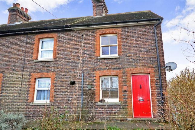 Thumbnail End terrace house for sale in Yalding Hill, Yalding, Maidstone, Kent
