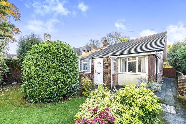 Thumbnail Bungalow for sale in Fermor Road, Crowborough