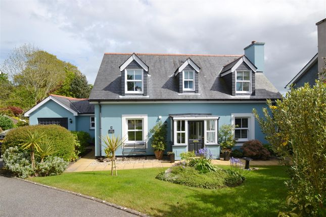 Thumbnail Detached house for sale in Manor Gardens, Truro