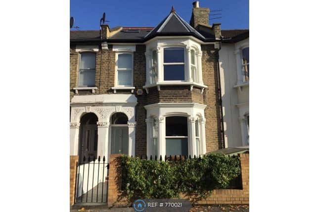 Thumbnail Terraced house to rent in Glyn Road, London