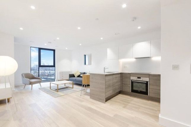 Thumbnail Flat for sale in Fifty Seven East, London