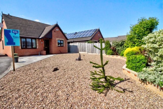Thumbnail Bungalow for sale in Headingley Way, Edlington, Doncaster