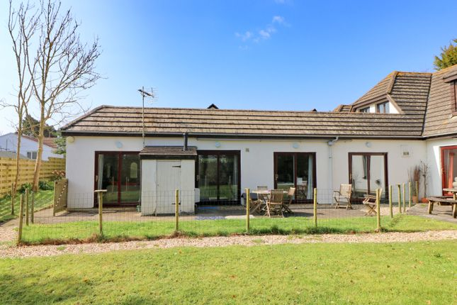 Semi-detached bungalow for sale in Towan, Near Constantine Bay