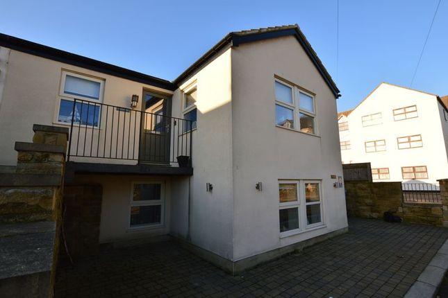 Thumbnail Semi-detached house for sale in Ingram Road, Bamburgh