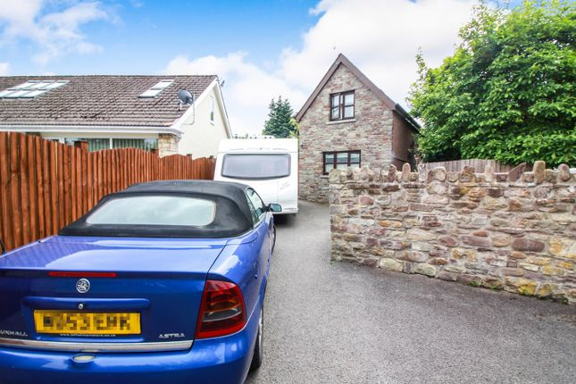 Thumbnail Detached house for sale in Park Drive, Llangattock, Crickhowell