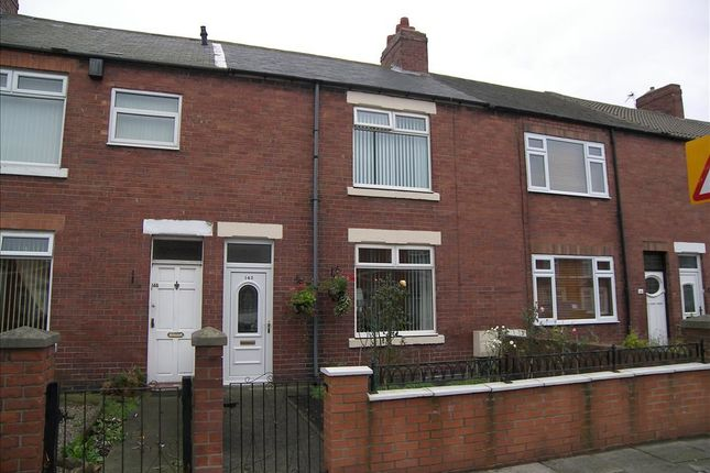 2 bed terraced house to rent in Woodhorn Road, Ashington NE63