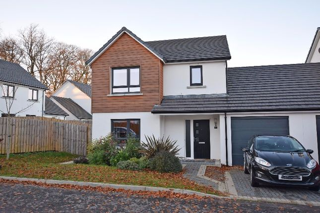 Thumbnail 3 bed detached house to rent in Smith Court, Stoneywood, Aberdeen