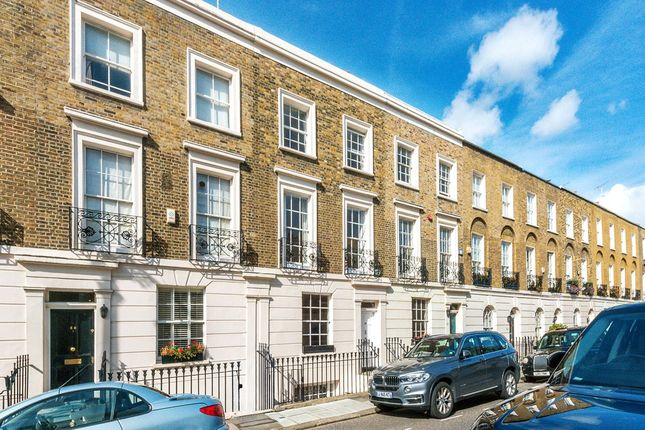 4 bed terraced house for sale in Chester Row, Belgravia, London