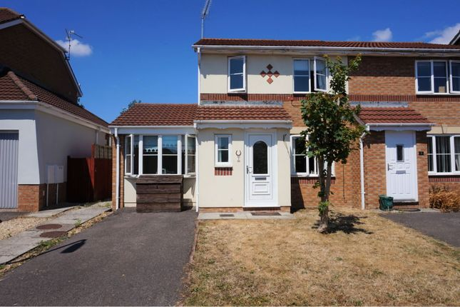 Thumbnail Semi-detached house for sale in Trem Powys, Barry