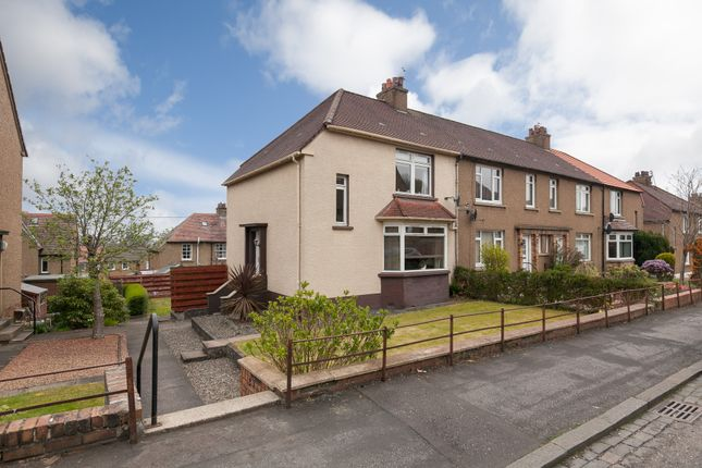 Thumbnail End terrace house for sale in Balmoral Street, Falkirk