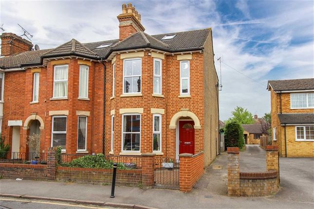 Thumbnail End terrace house for sale in South Street, Leighton Buzzard