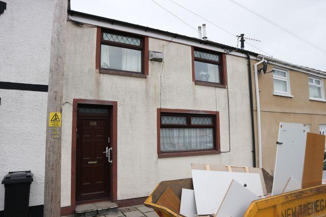 Thumbnail Terraced house for sale in Barracks Row, Penywern, Merthyr Tydfil
