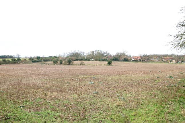 Thumbnail Land for sale in Stocks Close, Great Bircham, King's Lynn