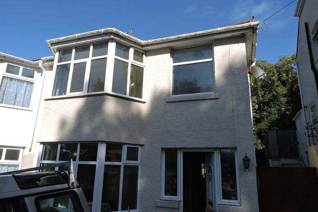 Thumbnail Semi-detached house to rent in Trumlands Road, Torquay