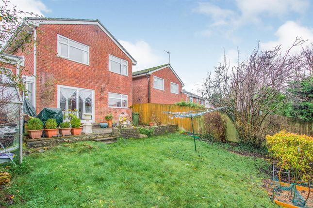 Thumbnail Detached house for sale in Brodeg, Pentyrch, Cardiff
