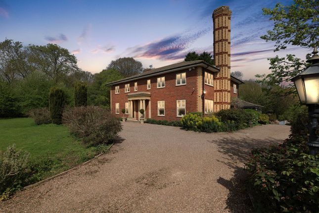 Thumbnail Detached house for sale in Saundby, Retford
