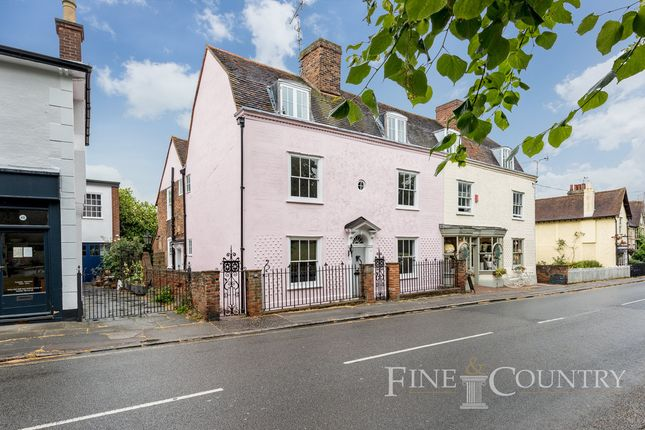 Thumbnail Semi-detached house for sale in The Green, Writtle, Chelmsford