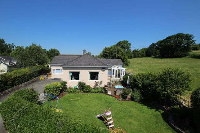 Thumbnail Detached bungalow for sale in Bwlch, Brecon