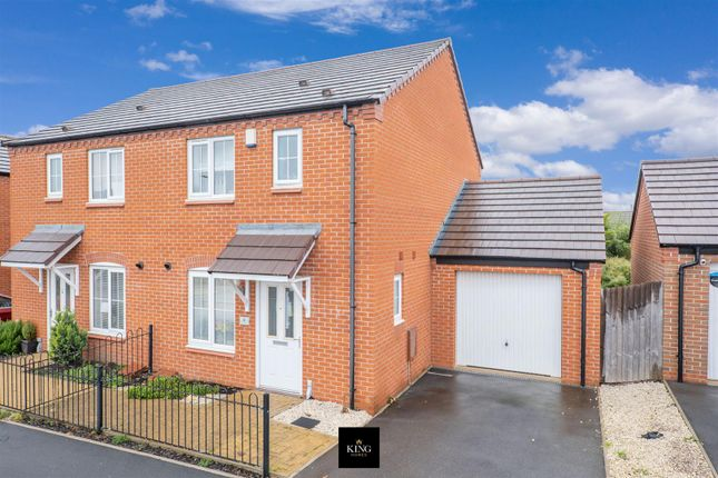 3 bed semi-detached house for sale in Chestnut Way, Bidford-On-Avon, Alcester B50