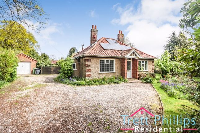 3 bed detached bungalow to rent in Wayford Road, Stalham, Norwich NR12