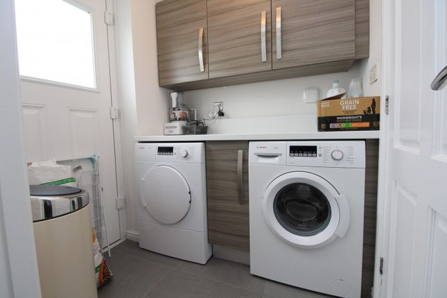 Utility Room of Glenwood Close, Radcliffe, Manchester M26