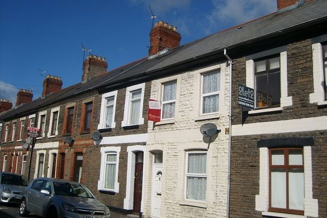 Thumbnail Property to rent in Cyfarthfa Street, Cardiff