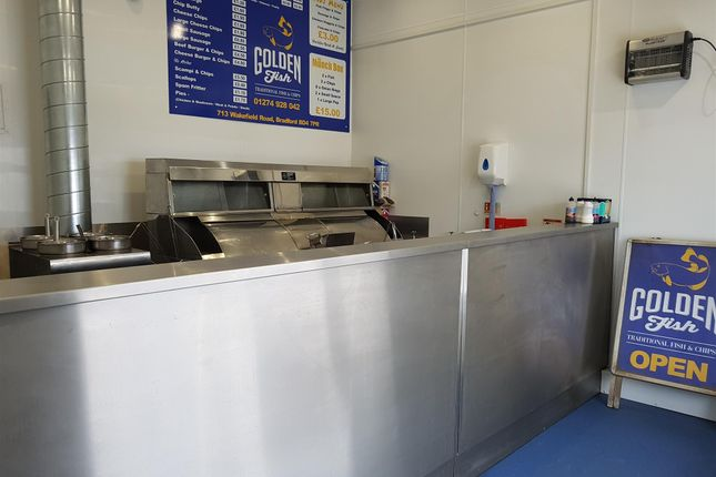 Leisure/hospitality for sale in Fish & Chips BD4, West Yorkshire