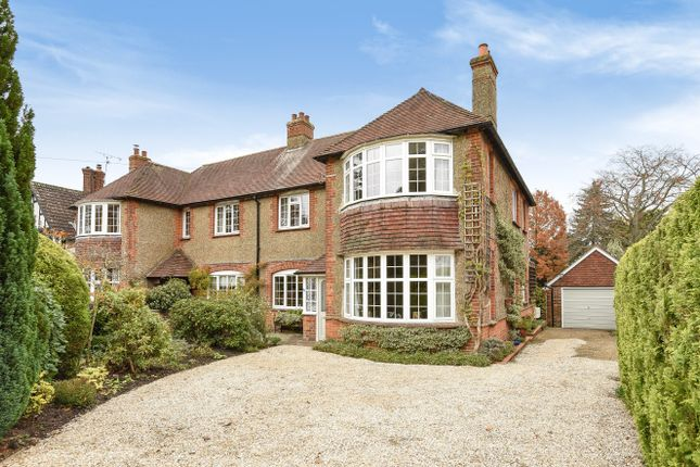 3 bed semi-detached house for sale in Heath Road, Petersfield