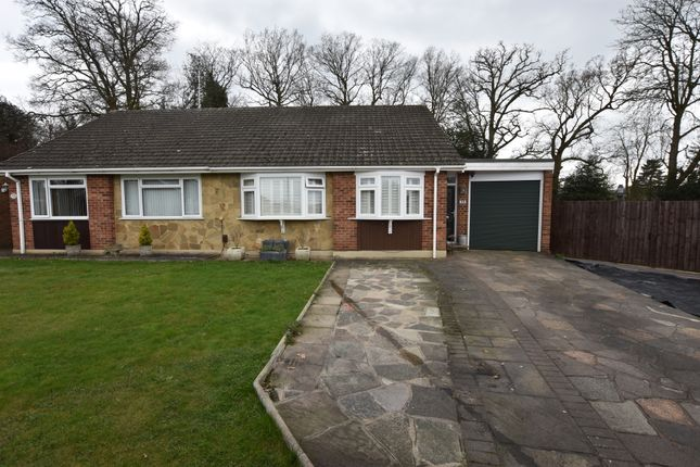 Thumbnail Semi-detached bungalow for sale in The Glebe, Garston, Watford
