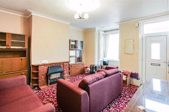 Living Room: of Roseneath Terrace, Wortley, Leeds, West Yorkshire LS12