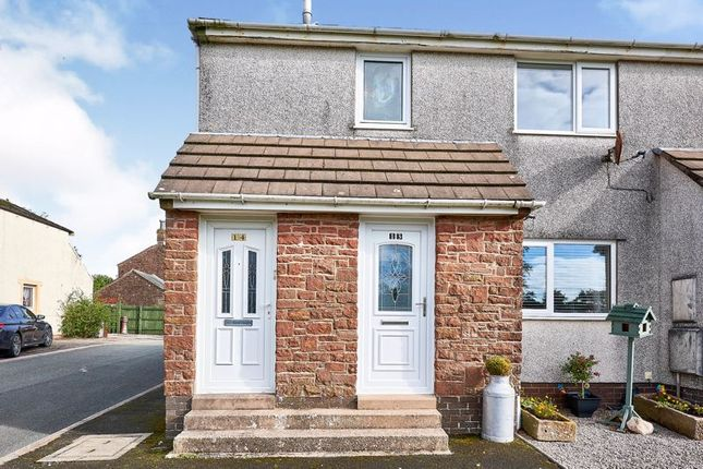 Thumbnail Flat for sale in Hagget End Close, Egremont