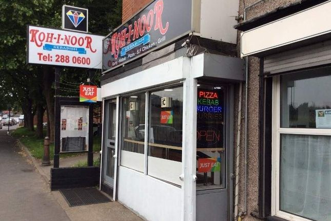 Restaurant/cafe for sale in 20 Station Road, Sheffield