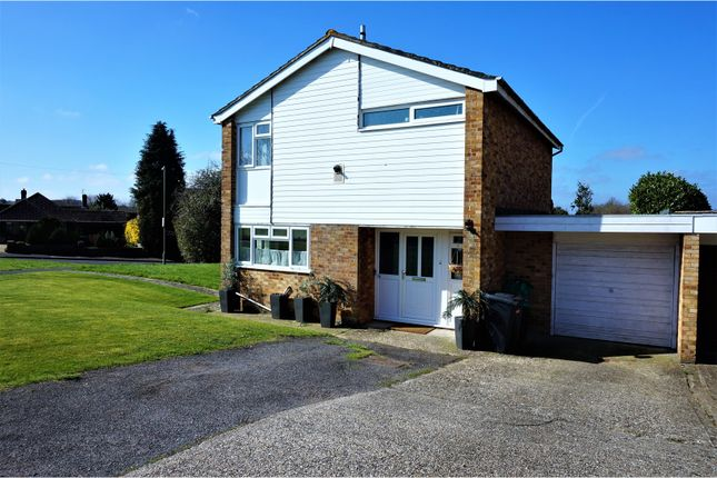Thumbnail Detached house for sale in Coniston Road, Basingstoke