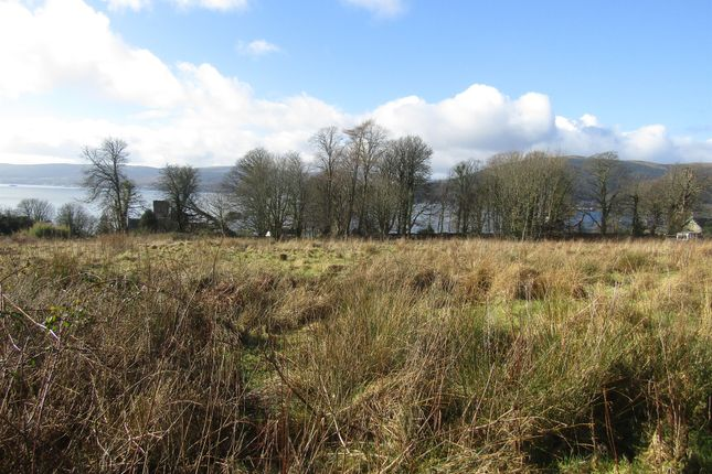 Thumbnail Land for sale in South Ailey Road, Cove, Helensburgh