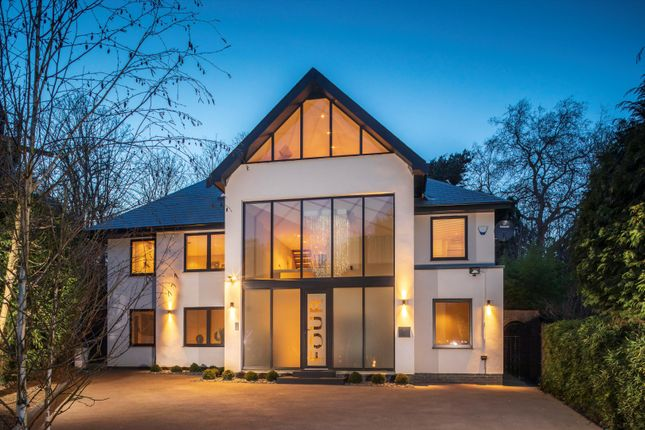 Thumbnail Detached house to rent in Ullswater Close, Kingston Vale, London