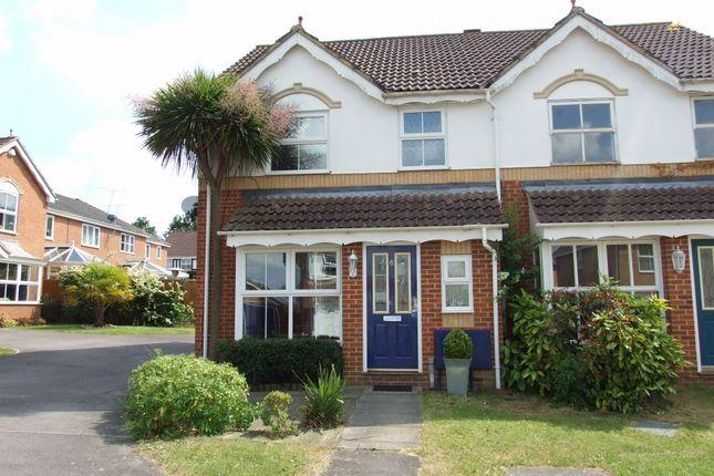 Thumbnail Semi-detached house to rent in Seddon Hill, Warfield, Bracknell, Berkshire
