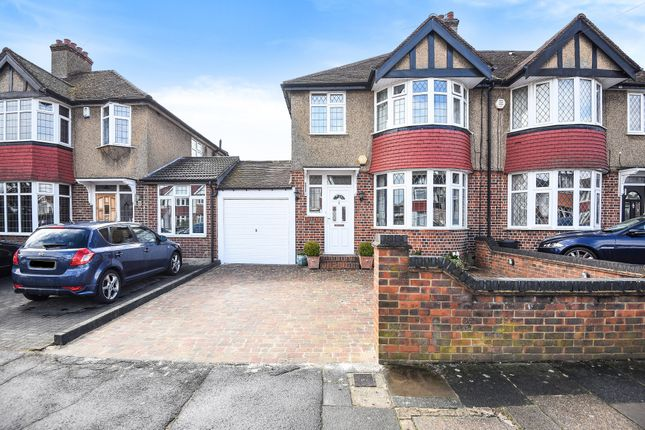 3 bed semi-detached house for sale in Briarwood Drive, Northwood