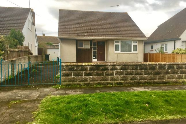 Thumbnail Detached bungalow to rent in Elm Tree Road, Locking, Weston-Super-Mare