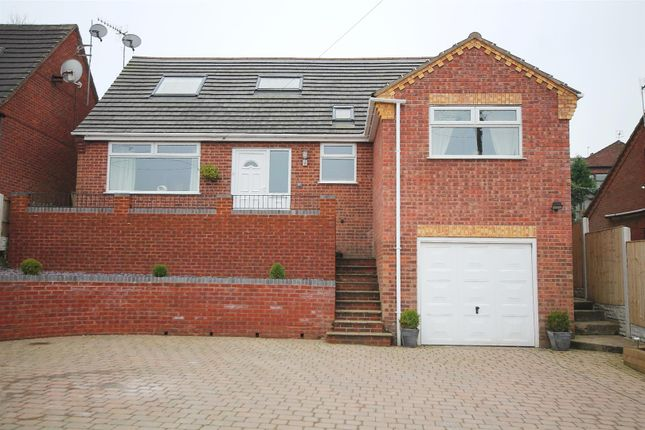 Thumbnail Detached house for sale in Berry Street, North Wingfield, Chesterfield