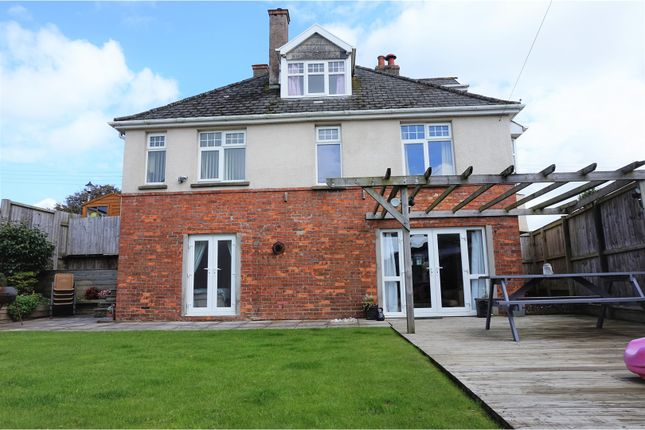 Thumbnail Detached house for sale in Exeter Road, Braunton