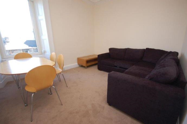 Thumbnail Flat to rent in Caledonian Road, Edinburgh EH11,