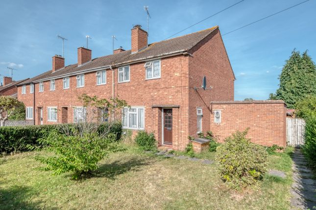 Thumbnail End terrace house for sale in Hanstone Road, Stourport-On-Severn