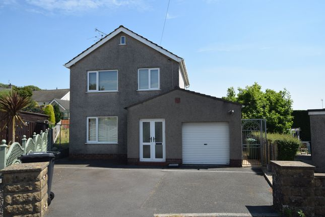 Thumbnail Detached house for sale in Flan Close, Ulverston, Cumbria