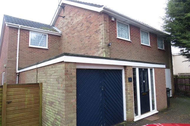 Thumbnail Detached house for sale in Whittlebury Close, Kingsthorpe, Northampton