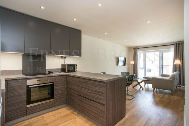 Thumbnail Flat for sale in Sterling Apartments, Beaufort Park, Colindale
