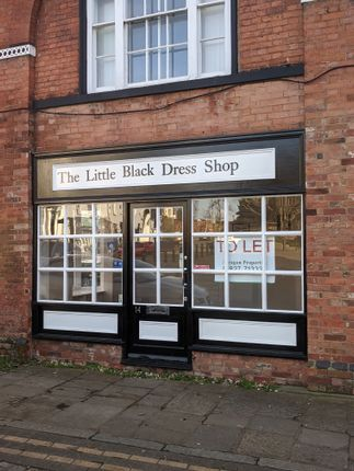 Thumbnail Retail premises to let in Market Place, Atherstone
