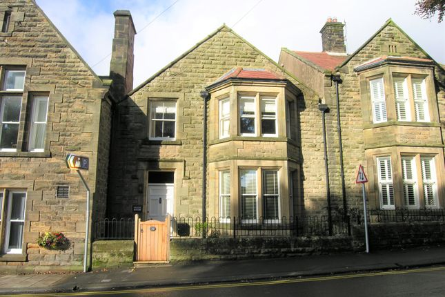 Thumbnail Town house for sale in Northumberland Street, Alnmouth, Northumberland