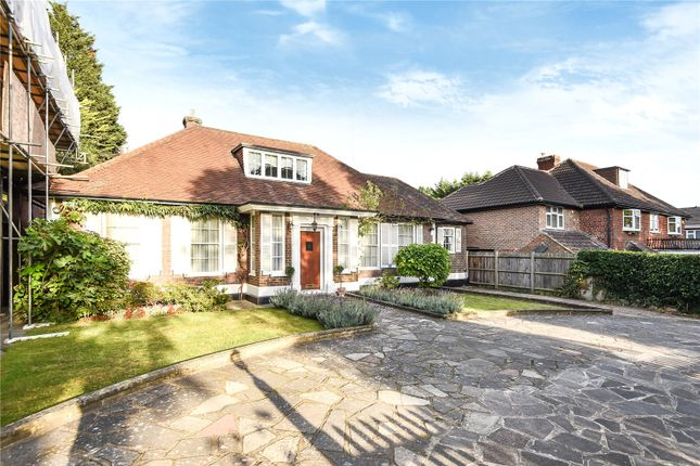 Thumbnail Detached bungalow for sale in Bellfield Avenue, Harrow, Middlesex