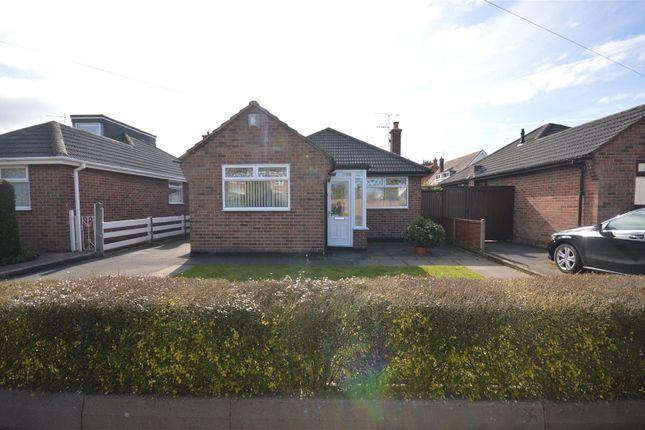 Thumbnail Detached bungalow for sale in Lyndhurst Close, Thingwall, Wirral