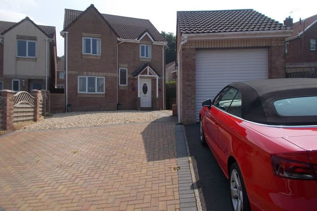 Thumbnail Detached house for sale in Clos Ysbyty, Cimla, Neath, Neath Port Talbot.